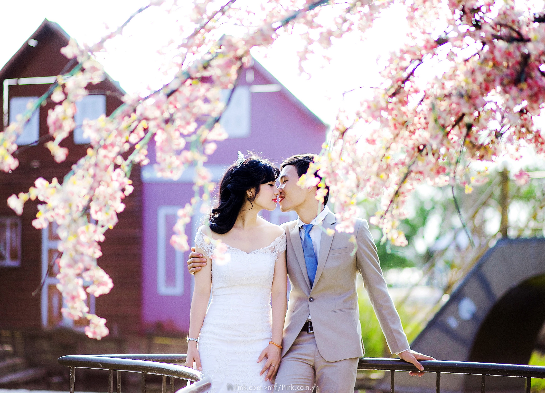Ảnh cưới phim trường đẹp