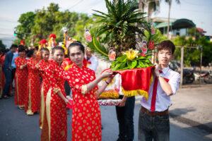 Chụp ảnh đám cưới truyền thống chuyên nghiệp và giá rẻ tại Hà Nội