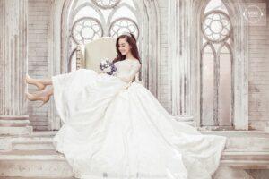 Những điều cần chú ý khi chọn váy cưới cô dâu phải biết