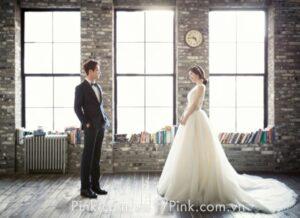 Chụp ảnh cưới theo phong cách Hàn Quốc LÃNG MẠN và ĐỘC ĐÁO