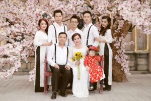 Báo giá dịch vụ chụp ảnh cưới gia đình uy tín chuyên nghiệp tại Hà Nội