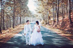 Chụp ảnh cưới tại Đà Lạt với những bức ảnh mộng mơ và lãng mạn