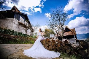 Bật mí tháng 3, tháng 4 chụp ảnh cưới ở đâu đẹp ấn tượng