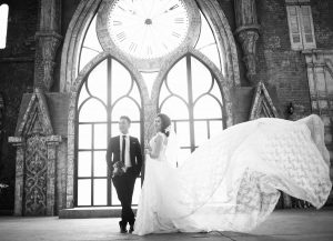 Chụp ảnh cưới phong cách cổ điển không bao giờ là lỗi thời