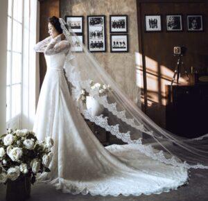 Chụp ảnh cưới theo phong cách châu Âu cổ điển mà sang trọng – Tại sao không?