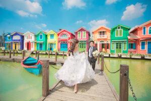 Chụp ảnh cưới trọn gói tại Hà Nội yên tâm về chất lượng trong từng bộ ảnh