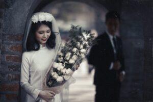 Lãng mạn với chụp ảnh cưới theo phong cách xưa giản dị