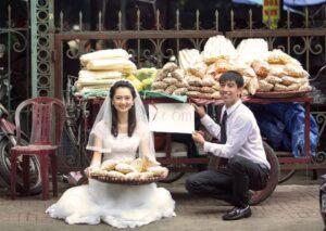 Xu hướng chụp ảnh cưới phong cách đời thường gần gũi mà giản dị